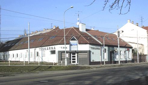 Tiskárna Brno